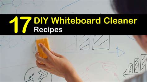 Diy Whiteboard Cleaner