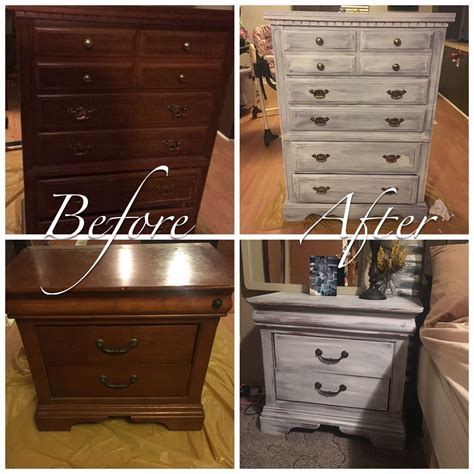 Diy Whitewash Bedroom Furniture