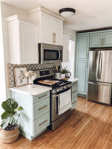 Diy Whitewash Kitchen Cabinets
