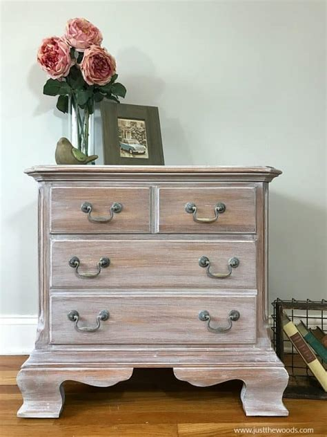Diy Whitewash Pine Furniture