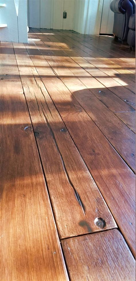 Diy Wide Plank Wood Flooring