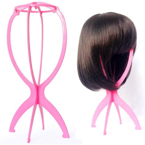 Diy Wig Mannequin Head With Display Stand