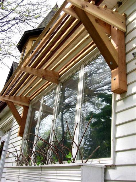 Diy Window Awnings Plans