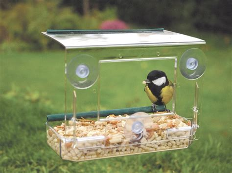 Diy Window Bird Feeders Instructions