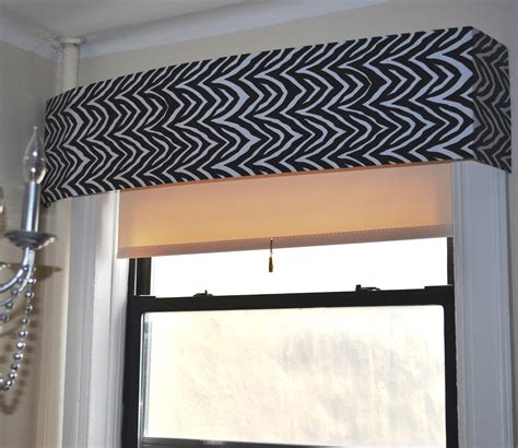Diy Window Cornice Cardboard
