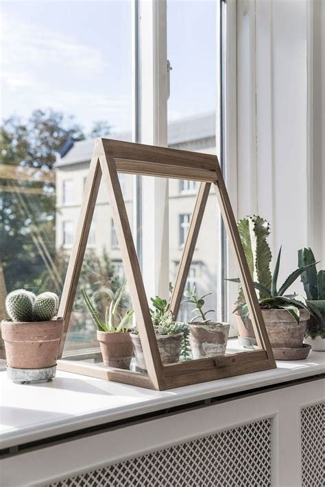 Diy Window Sill Greenhouse