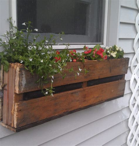 Diy Window Sill Planter
