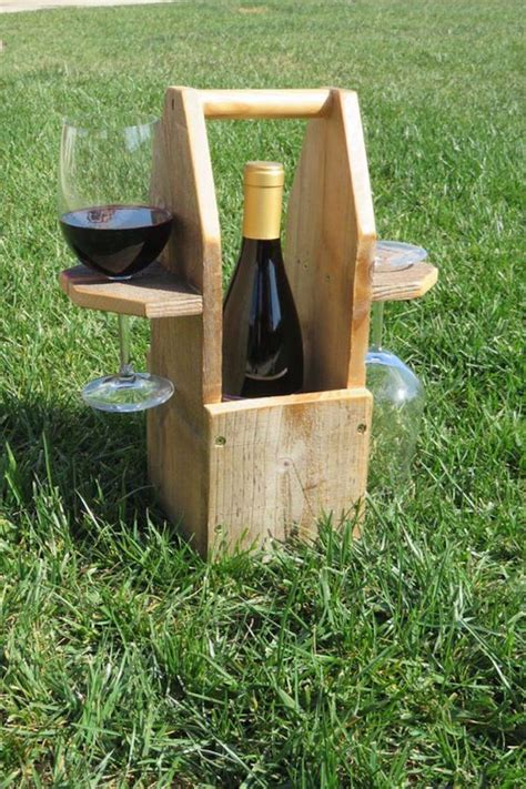 Diy Wine Bottle Wood Working Projects For Teens