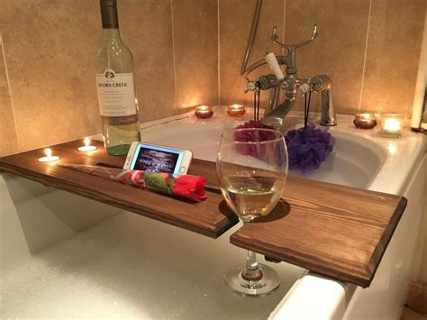 Diy Wine Holder For Bathtub