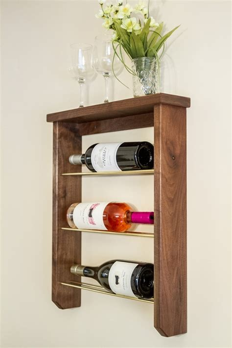 Diy Wine Rack Templates