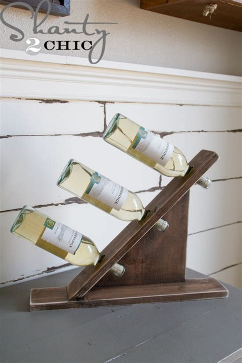 Diy Wine Racks For Baby Bottle Caddy