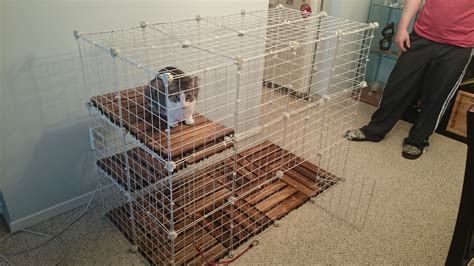 Diy Wire Storage Cube Cat Enclosures
