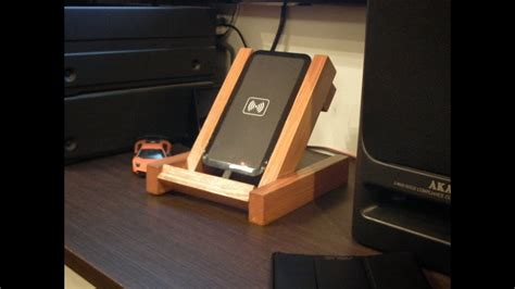 Diy Wireless Charging Stand