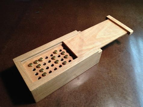 Diy Wood Ammo Box Ideas