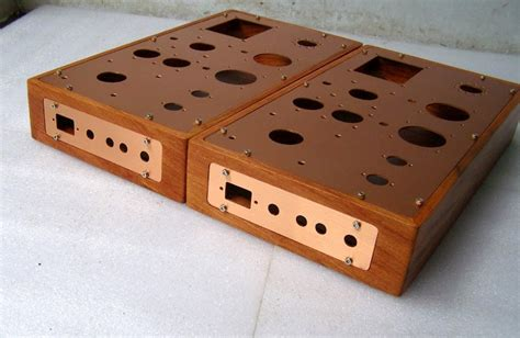 Diy Wood Amplifier Chassis Designs