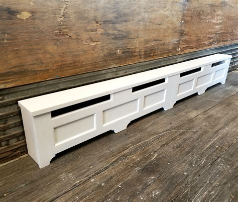 Diy Wood Baseboard Heater Covers