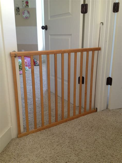 Diy Wood Bassinet Drop Gate