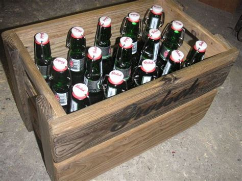 Diy Wood Beer Crates