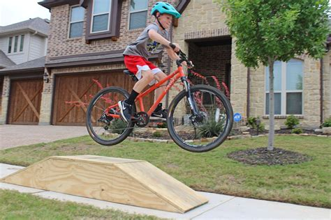 Diy Wood Bike Ramps For Jumping