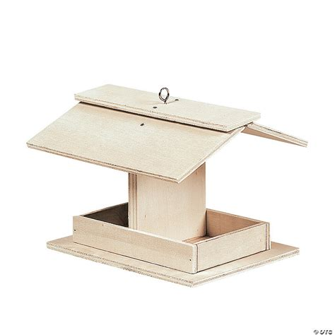 Diy Wood Bird Feeder Kits