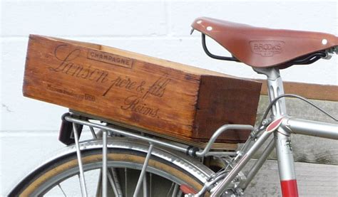 Diy Wood Box Bicycle Components