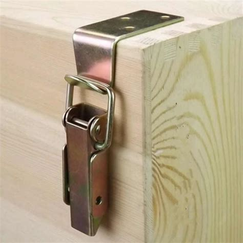 Diy Wood Box Closure Hooks