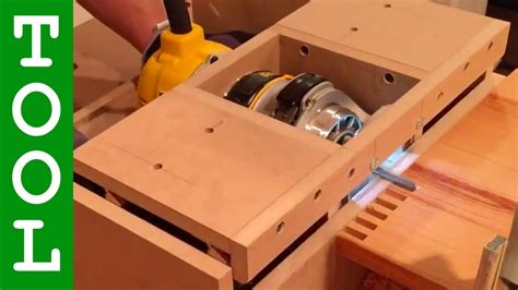 Diy Wood Box Joint Machine