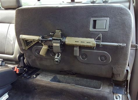 Diy Wood Boxes Under Seat For Ar 15 Youtube