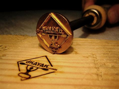 Diy Wood Branding Stamp