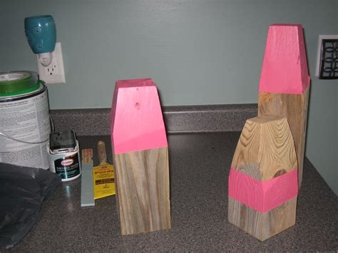 Diy Wood Buoys In The Water