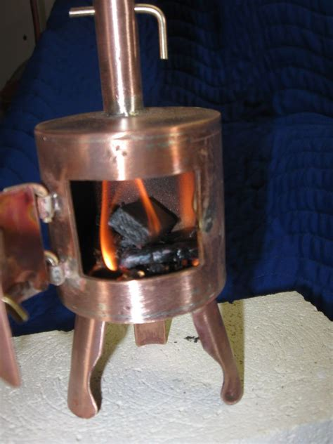 Diy Wood Burning Camping Stove