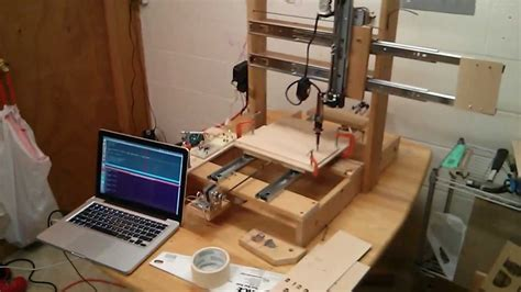 Diy Wood Burning Cnc Machine