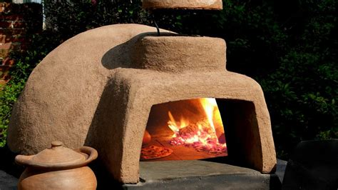 Diy Wood Burning Oven Plans
