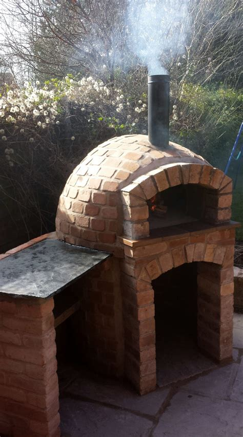Diy Wood Burning Pizza Oven Plans