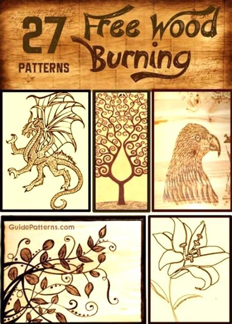 Diy Wood Burning Projects For Beginners
