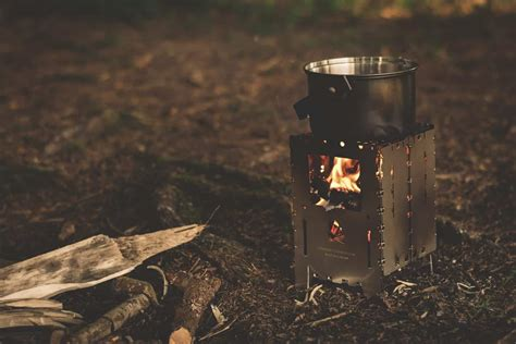 Diy Wood Burning Stove Backpacking Checklist
