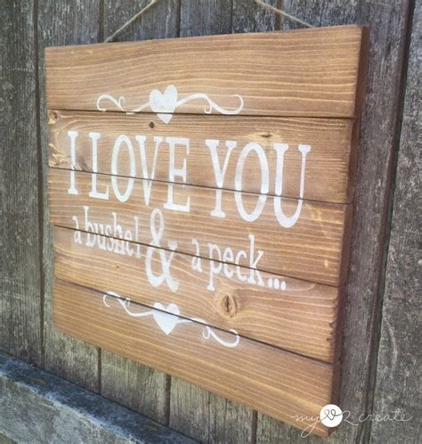 Diy Wood Business Sign Ideas