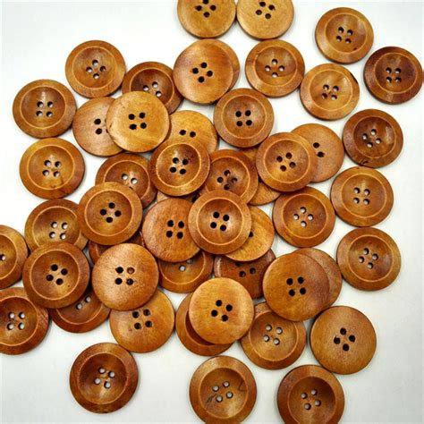 Diy Wood Buttons