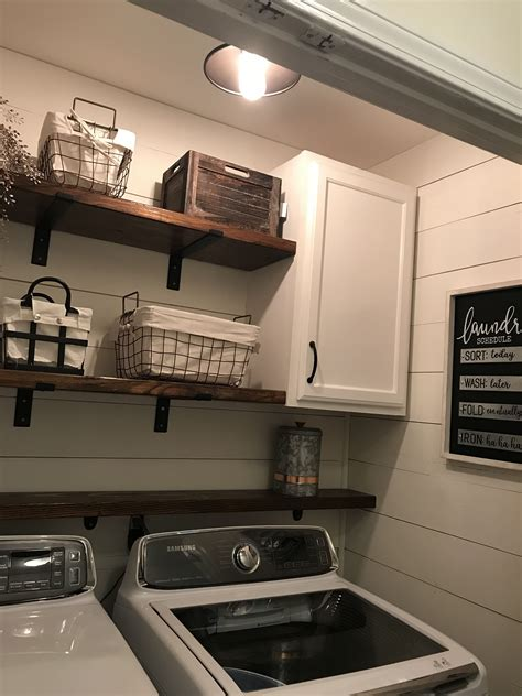 Diy Wood Cabinets For Laundry Room