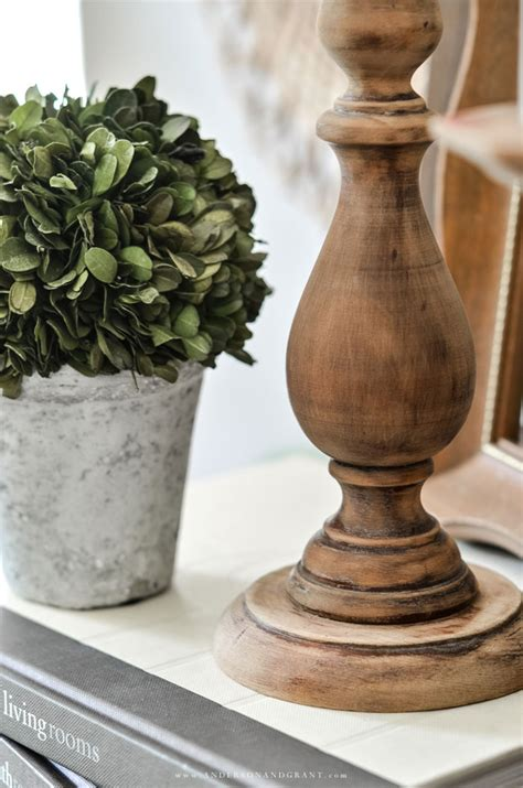 Diy Wood Candlesticks Michaels