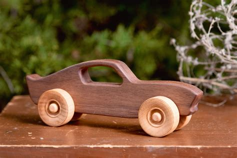 Diy Wood Car Toys