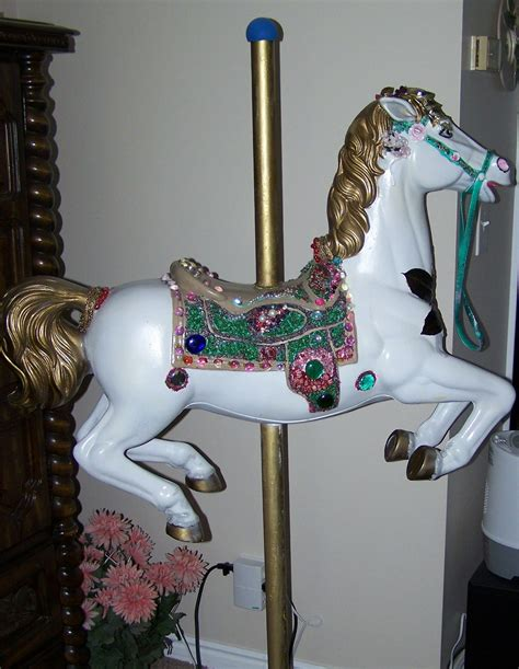 Diy Wood Carousel Dance Prop