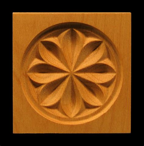 Diy Wood Carved Daisy