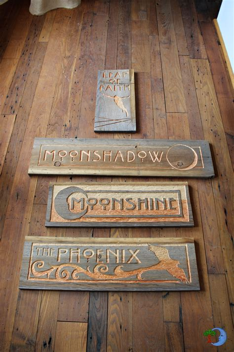 Diy Wood Carved Signs