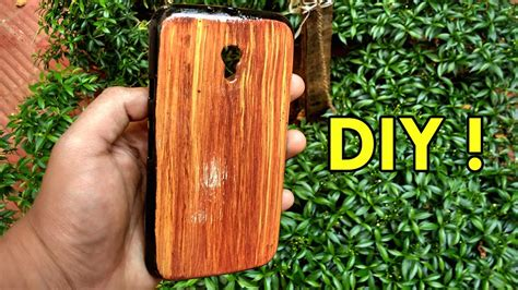 Diy Wood Case Phone Dep