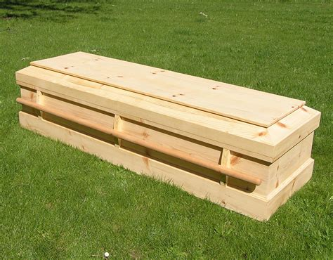 Diy Wood Casket