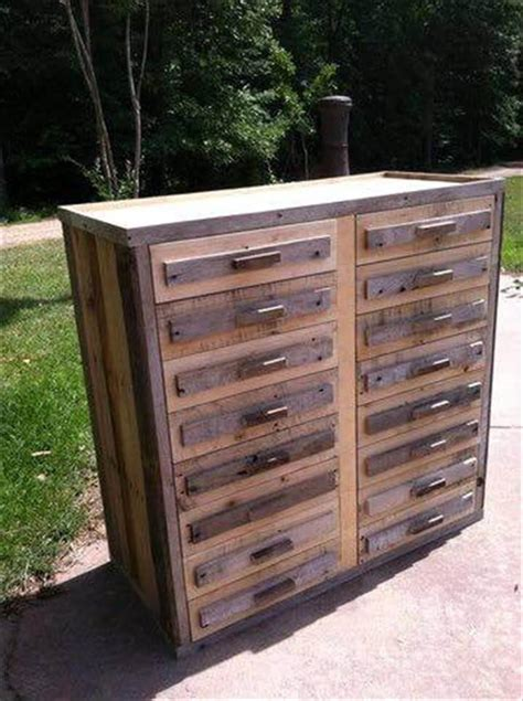 Diy Wood Chest Of Drawers