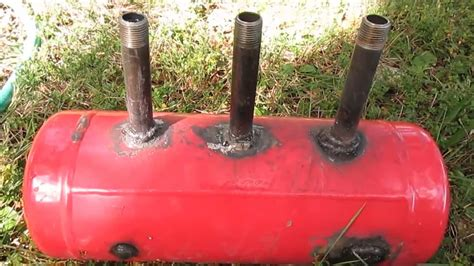 Diy Wood Chip Furnace