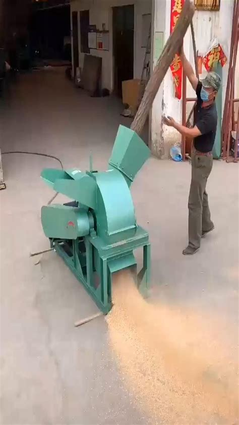 Diy Wood Chipping Machines