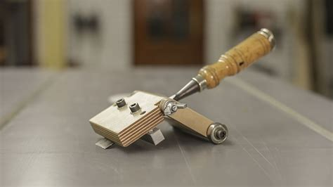 Diy Wood Chisel Sharpening Jig